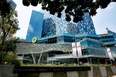88Office - Jl Raya Casablanca Kav 88 - Jakarta