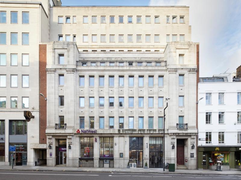Bouverie House - 154 - 160 Fleet Street, EC4 - Blackfriars