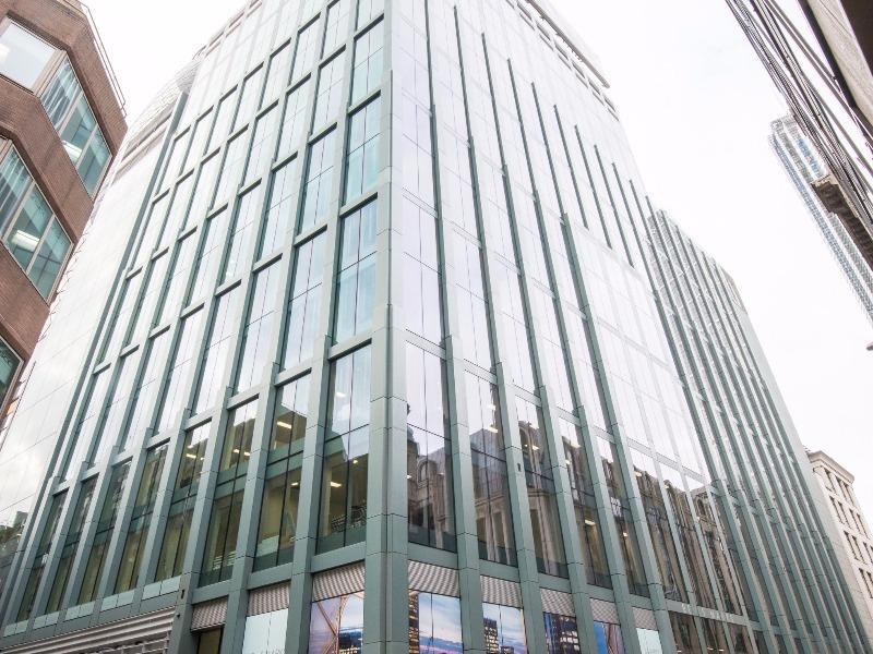 Landmark - 6 Bevis Marks, EC3 - Liverpool Street/Aldgate
