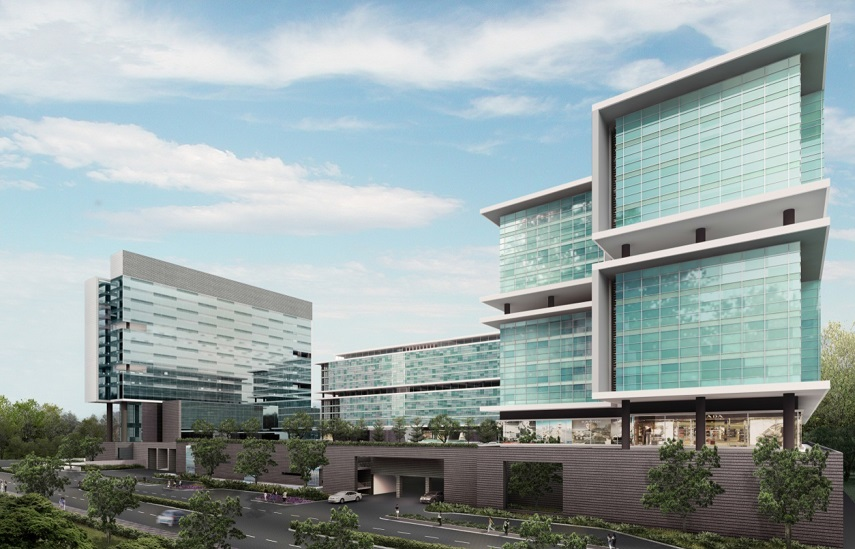 Business Bay - 2 Airport Road - Pune