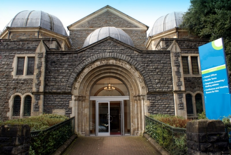 Office Space in Town - Temple Court - Cathedral Rd, CF11 - Cardiff