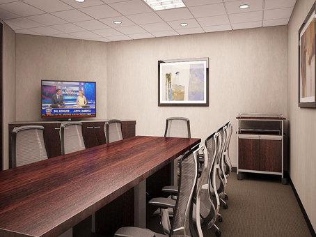 Office Space in Deloitte Building