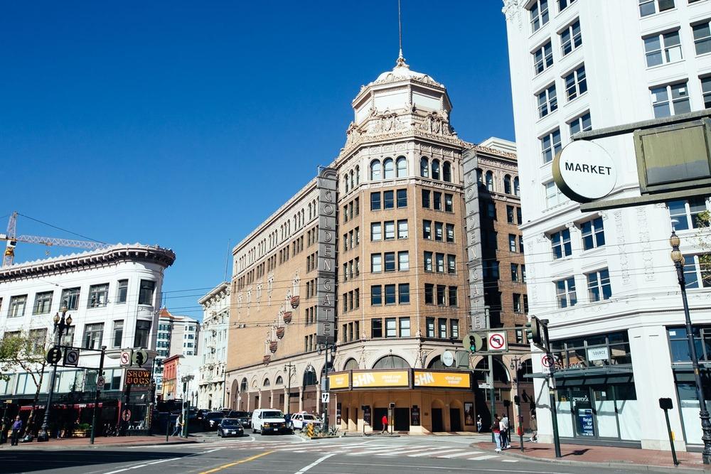 wework - GOLDEN GATE - 25 Taylor Street - San Francisco - CA