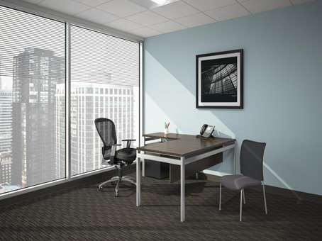 Office Space in Suites 300 & 400 600 Stewart Street