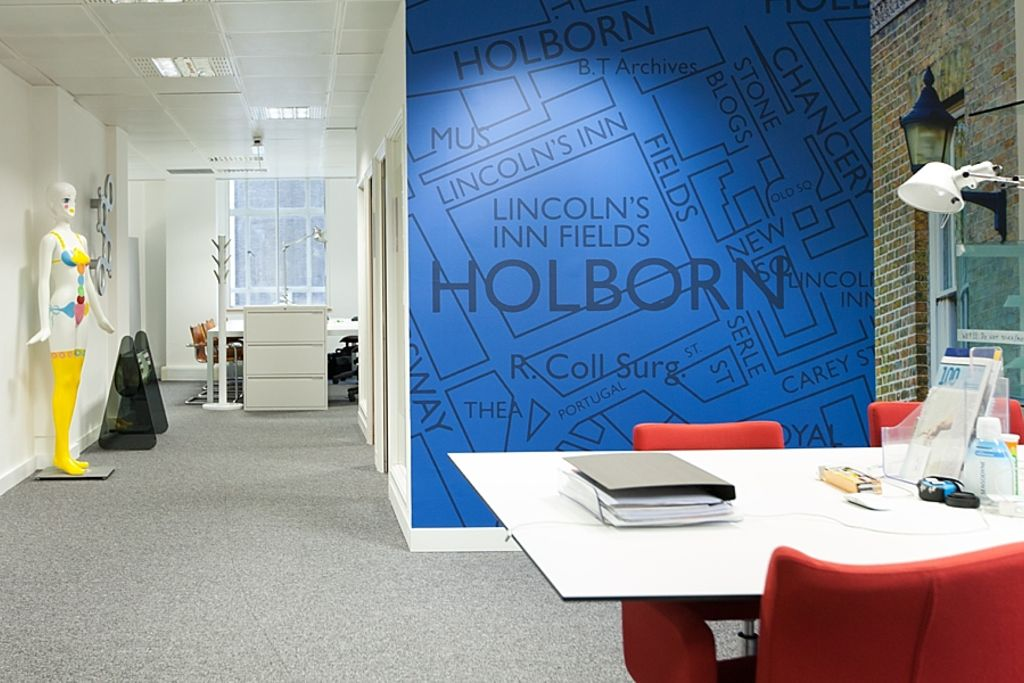 Lincoln House - 300 High Holborn, WC1 - Holborn