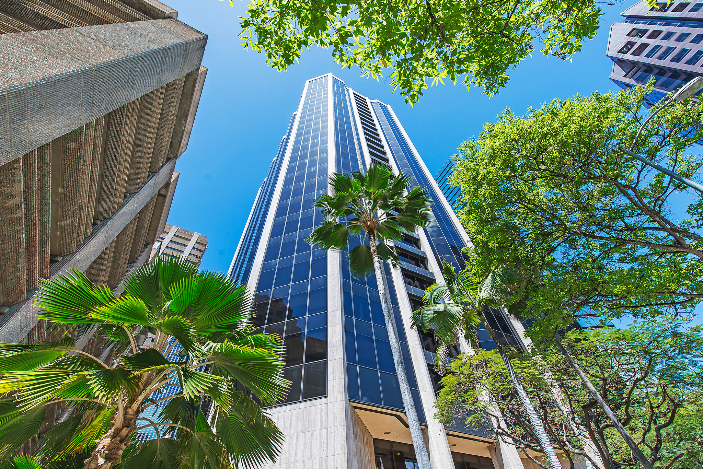 Premier Workspaces - HON - Honolulu - HI - 1003 Bishop Street