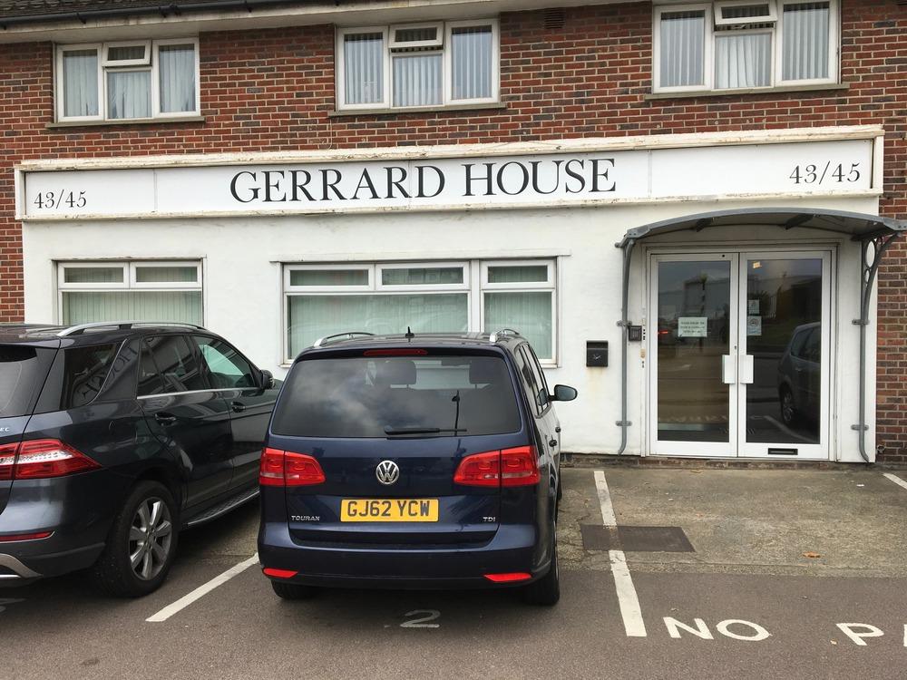 Gerrard International - Gerrard House - Theobald Street, WD6 - Borehamwood