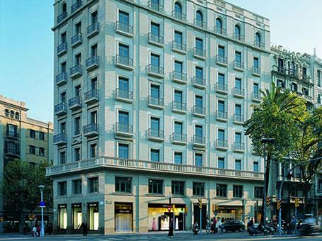 Diagonal Balmes - Avenue Diagonal 409 - Barcelona