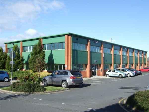 NJK House - Haslingden Road - Shadsworth Gateway, BB1 - Blackburn