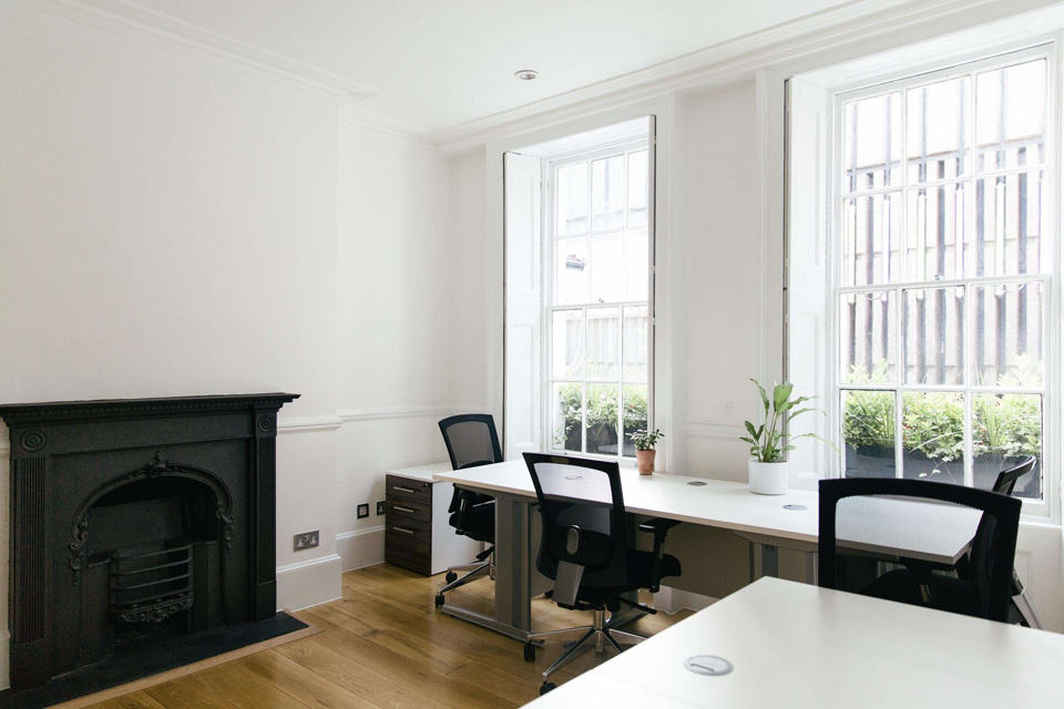 WorkPad - 6 - 8 Ganton Street, W1 - London (Carnaby St)