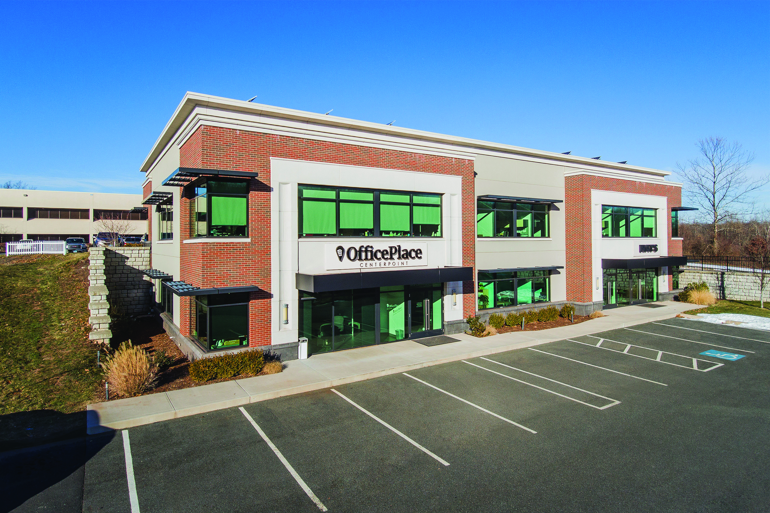 OfficePlace - 515 Centerpoint Dr. Middletown - Hartford