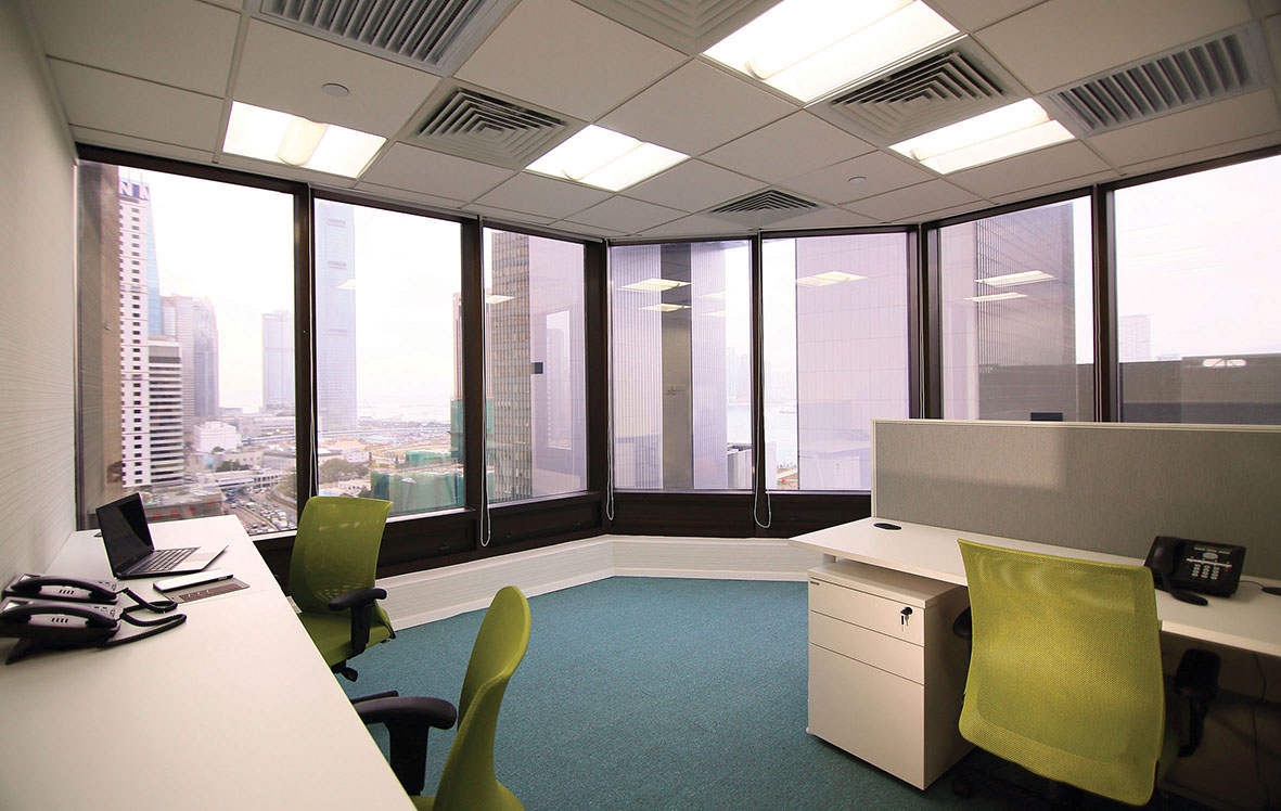 UCC Business Centre - Admiralty Centre Tower 2 - 18 Harcourt Road - Admiralty - Hong Kong