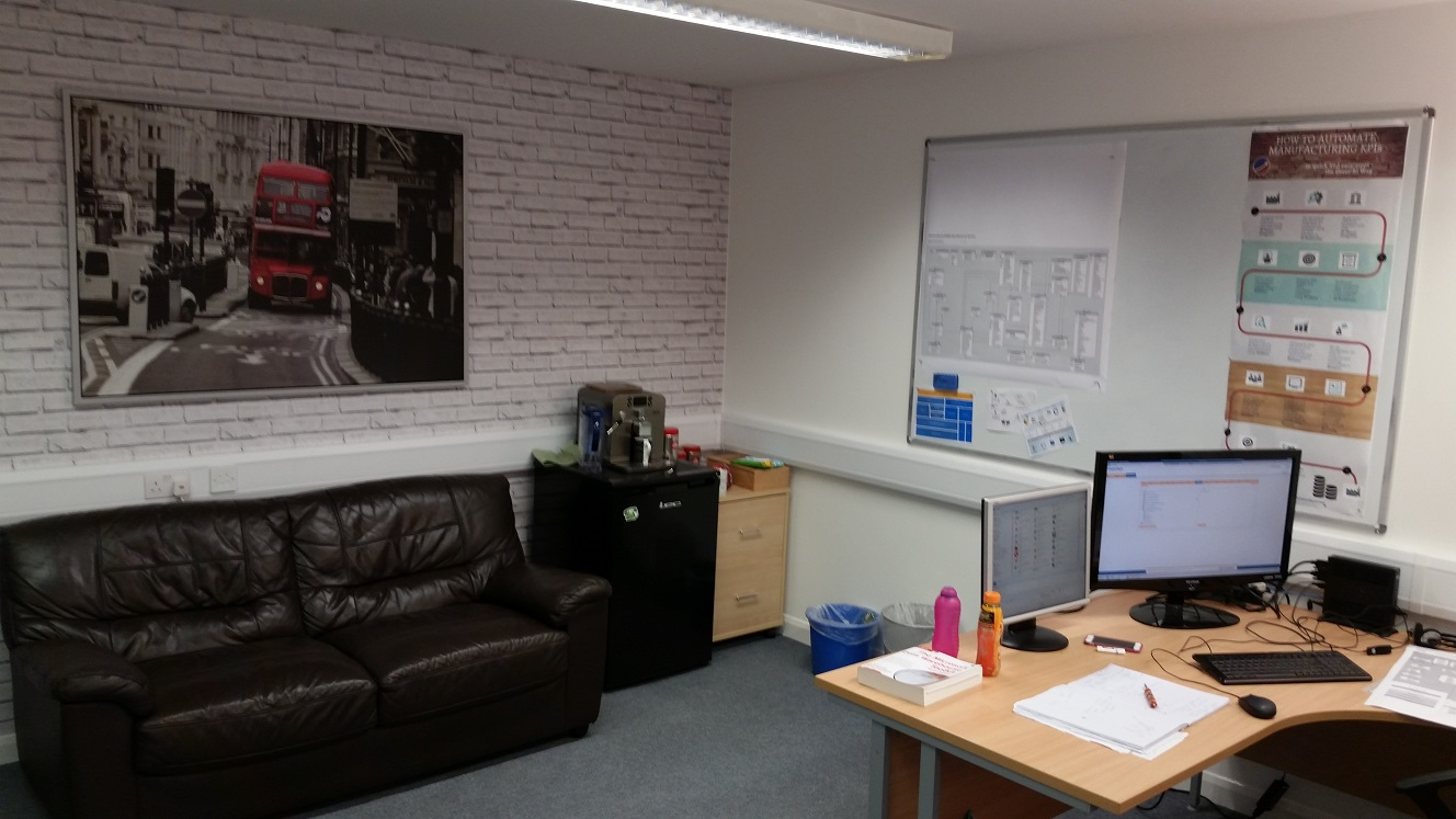 Office Space in Broadley Park Road Roborough