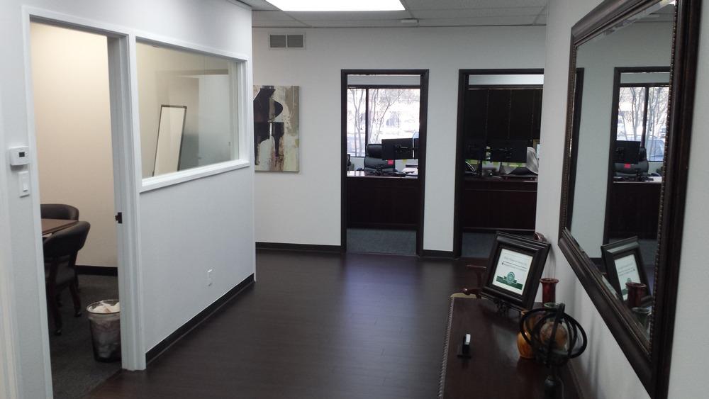 Work Place Centers - Richardson Suites - 1750 N. Collins Blvd - Richardson - TX