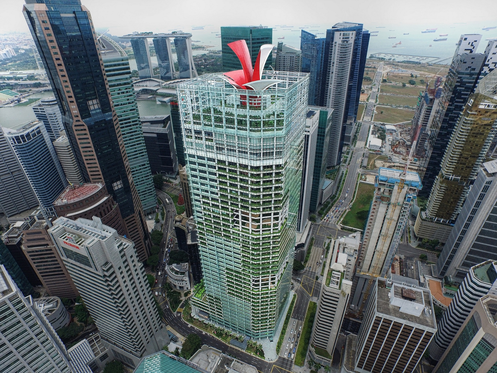 138 Market Street - Singapore