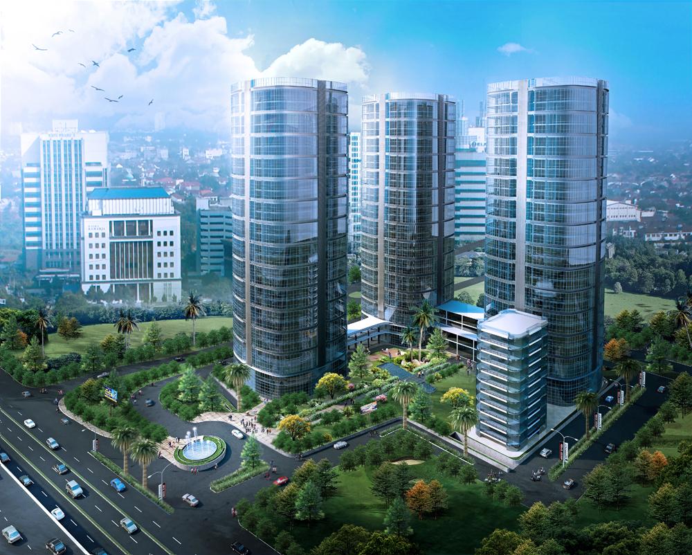 SERVIO Serviced Office - The Manhattan Square Building - Jl. TB Simatupang Kav - Jakarta