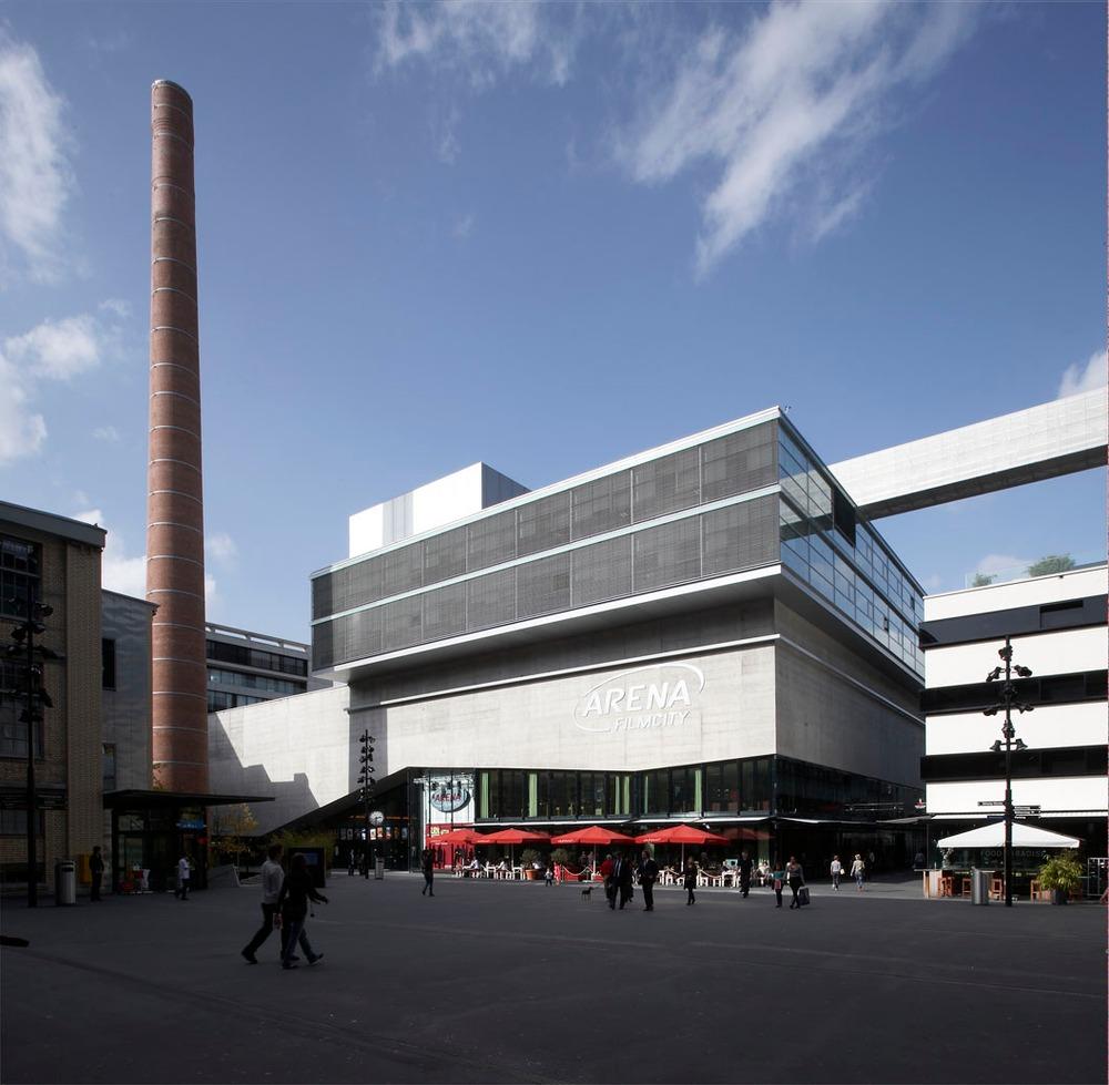 Regus - Sihlcity Centre - Kalanderplatz 1 - Zurich