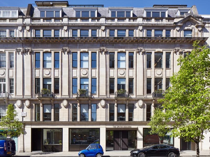 The Smiths Building - 179 Great Portland St, W1 - Marylebone