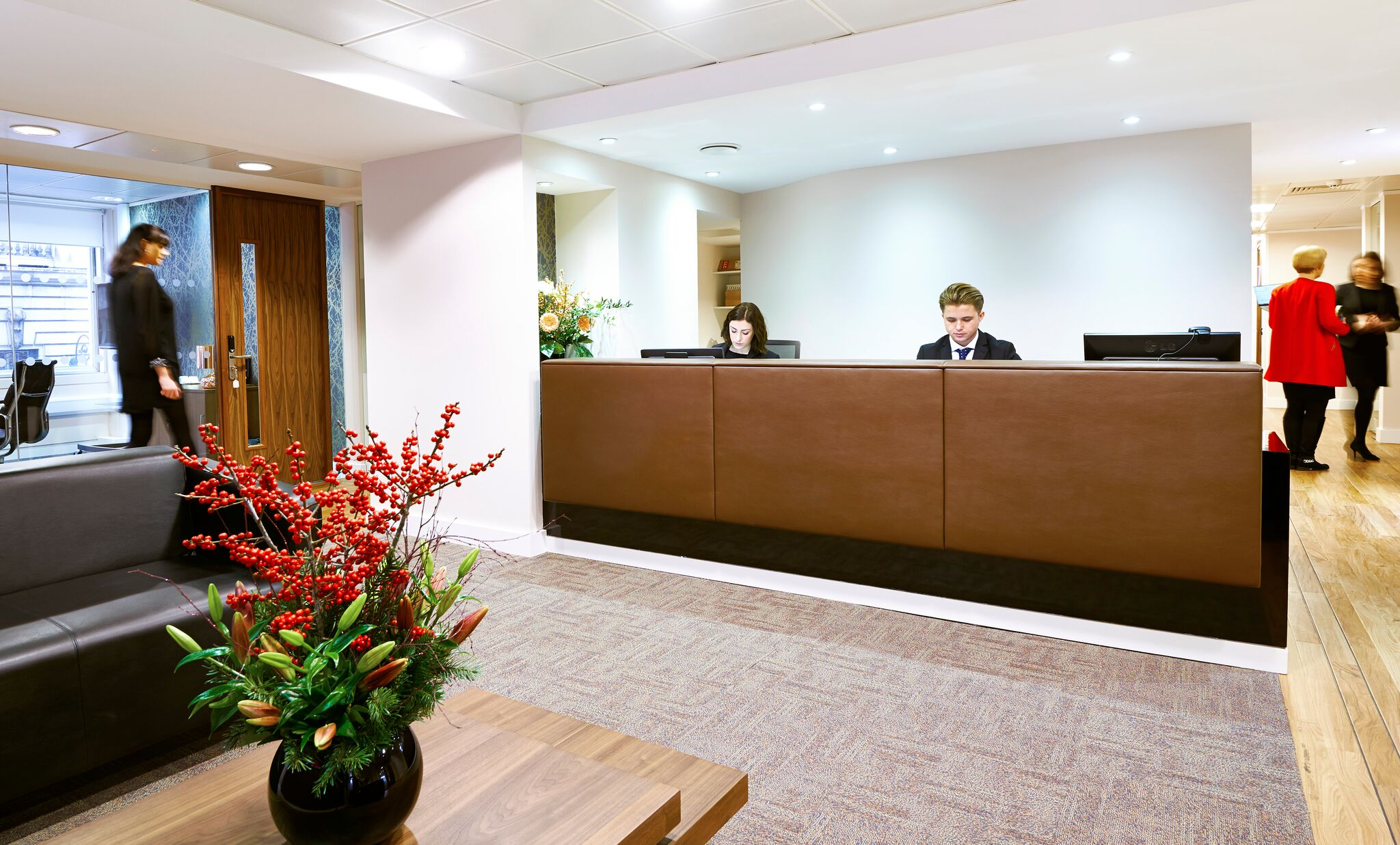 Bourne Office Space - 22A St James's Square, SW1 - Pall Mall