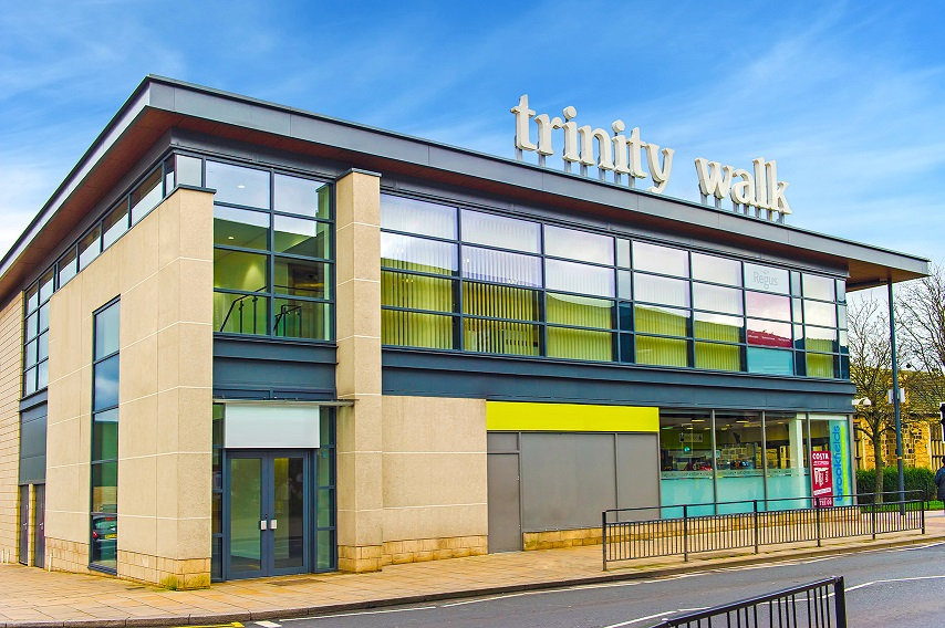 Trinity Walk, WF1 - Wakefield