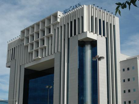 Edifício Amoreiras Square - Rua Carlos Alberto da Mota - Lisbon