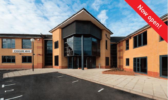 HubSpace - Aviary Court - Wade Road, RG24 - Basingstoke