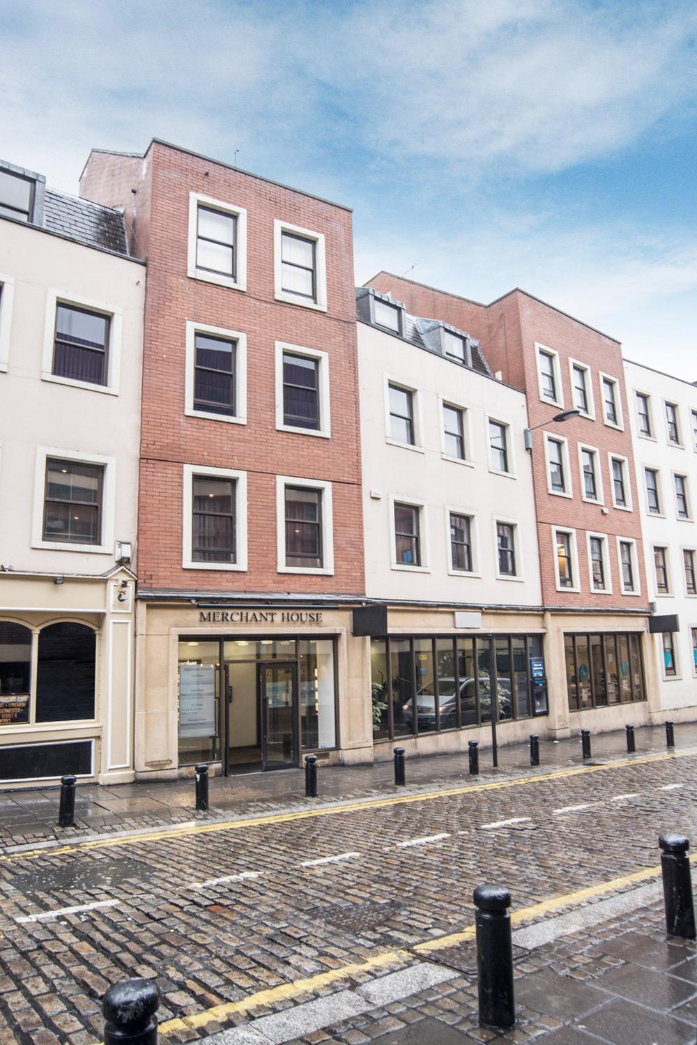 Regus - Merchant House - 30 Cloth Market, NE1 - Newcastle