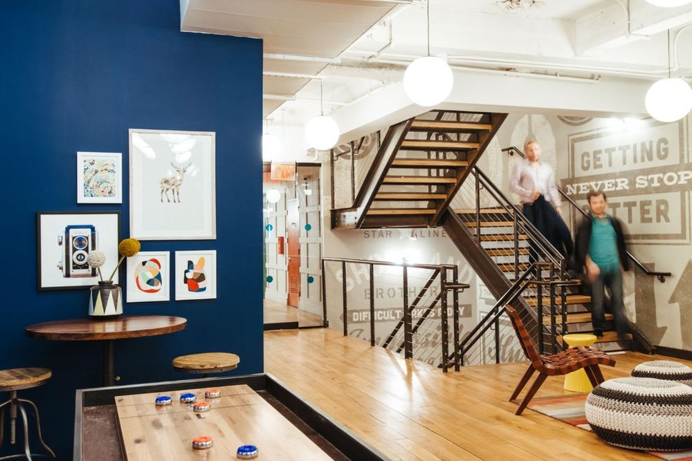 Wework - 110 Wall Street, NY