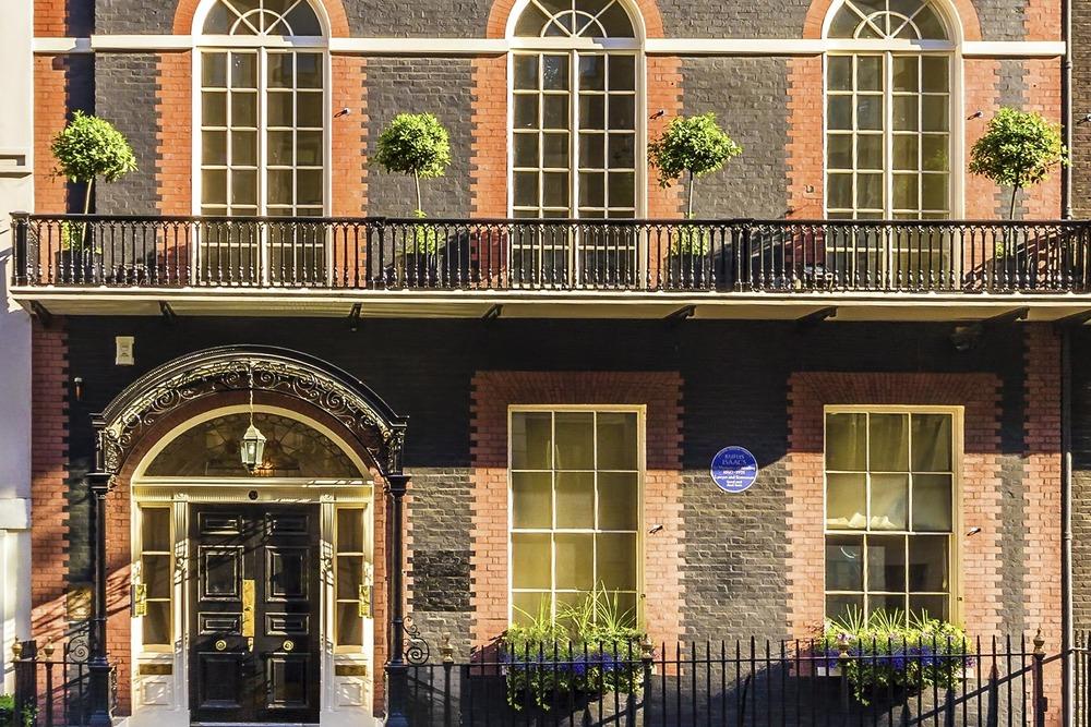 The Argyll Club - 32 Curzon Street, W1 - Mayfair
