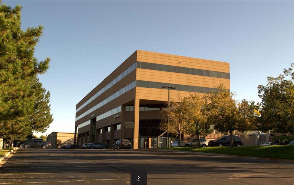 Boxer Workstyle - 685 Citadel Drive East - Colorado Springs, CO