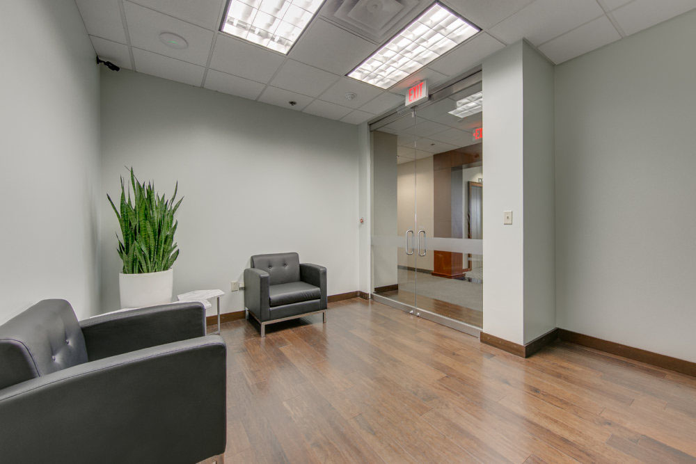Office Space in Spring Valley Rd Suite 602.