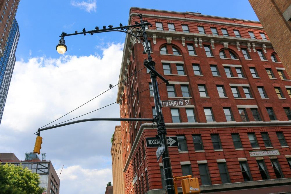 Greenwich St - New York