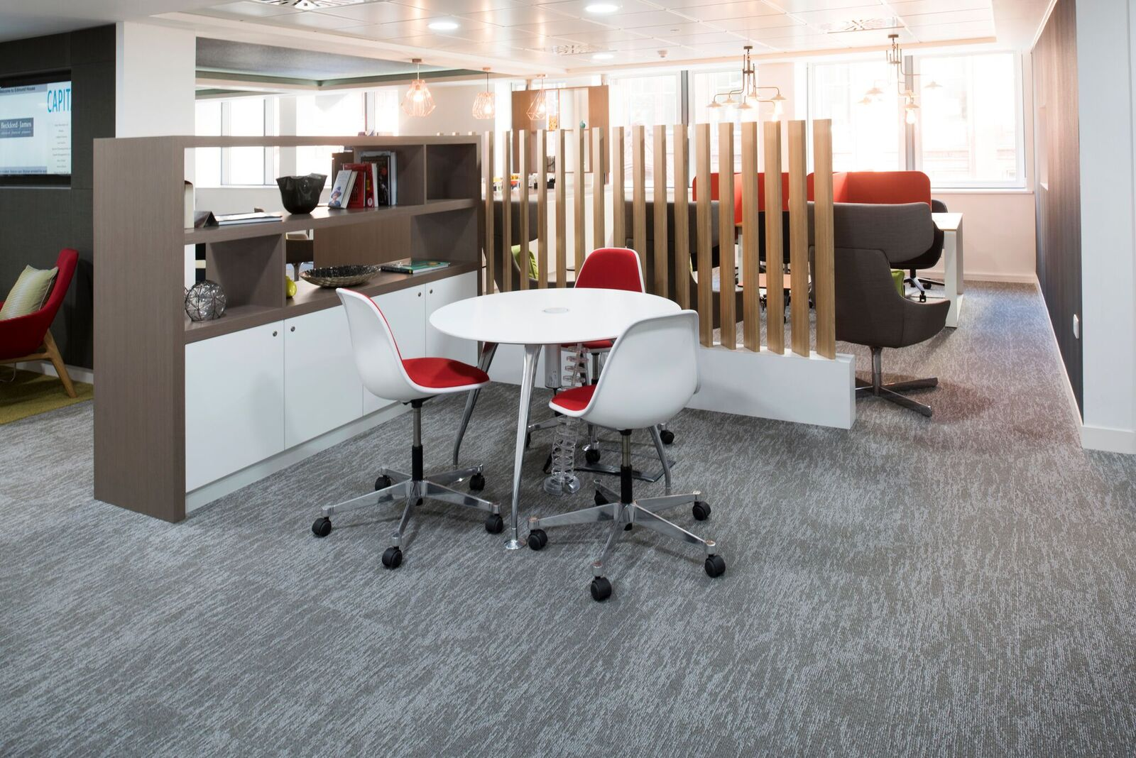 Office Space in Newhall Street