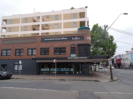 246 Pacific Highway - Crows Nest - Sydney - NSW