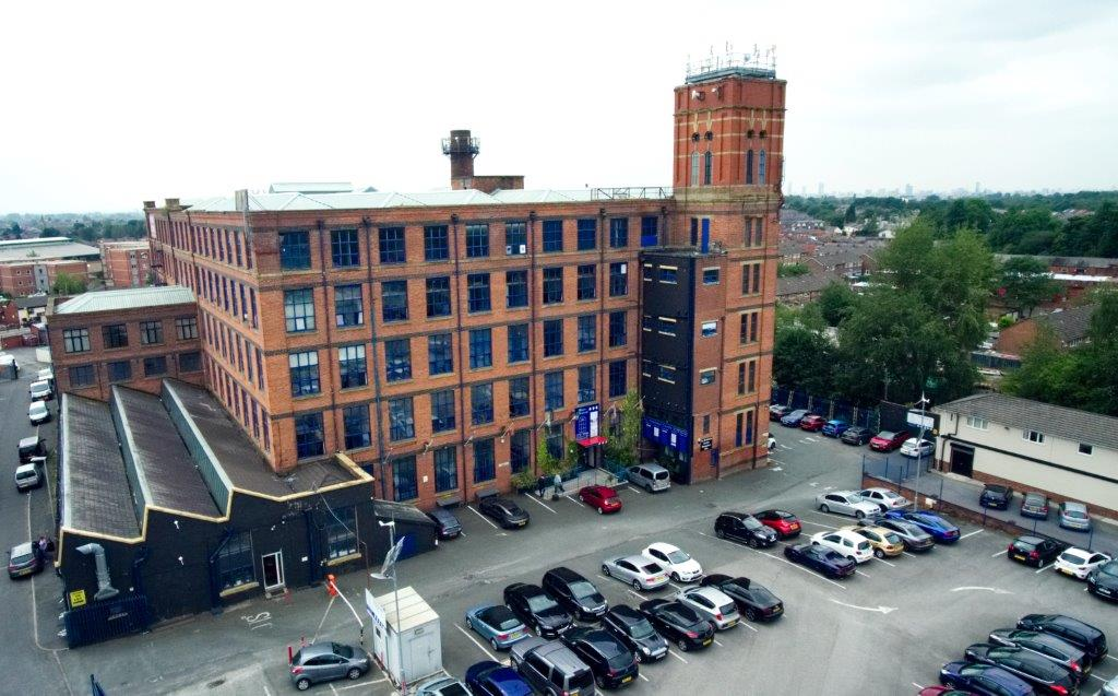 Ivy Business Centre Ltd - Crown Street, M35 - Failsworth - Manchester