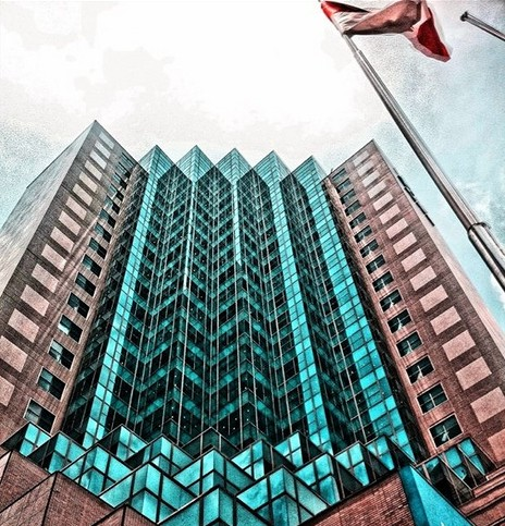ANZ Tower - Jl Jend Sudirman Kav.33A - Jakarta