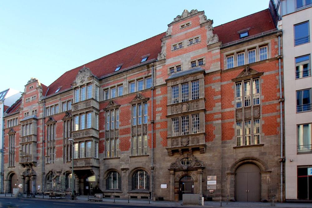 Kaiserliche Postdirektion - Französische Str. 12 - Berlin