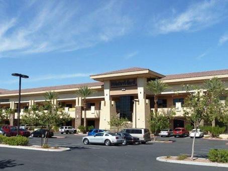 Regus - 8670 West Cheyenne Avenue - Las Vegas - NV