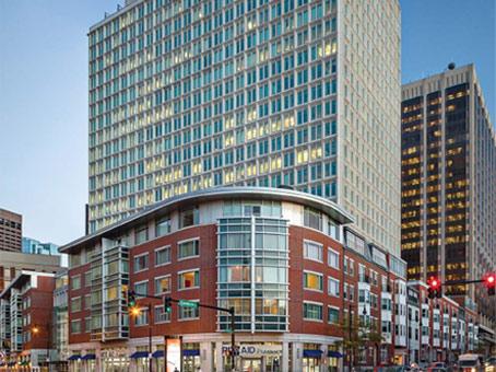 Regus - 100 Cambridge Street, Boston  - MA