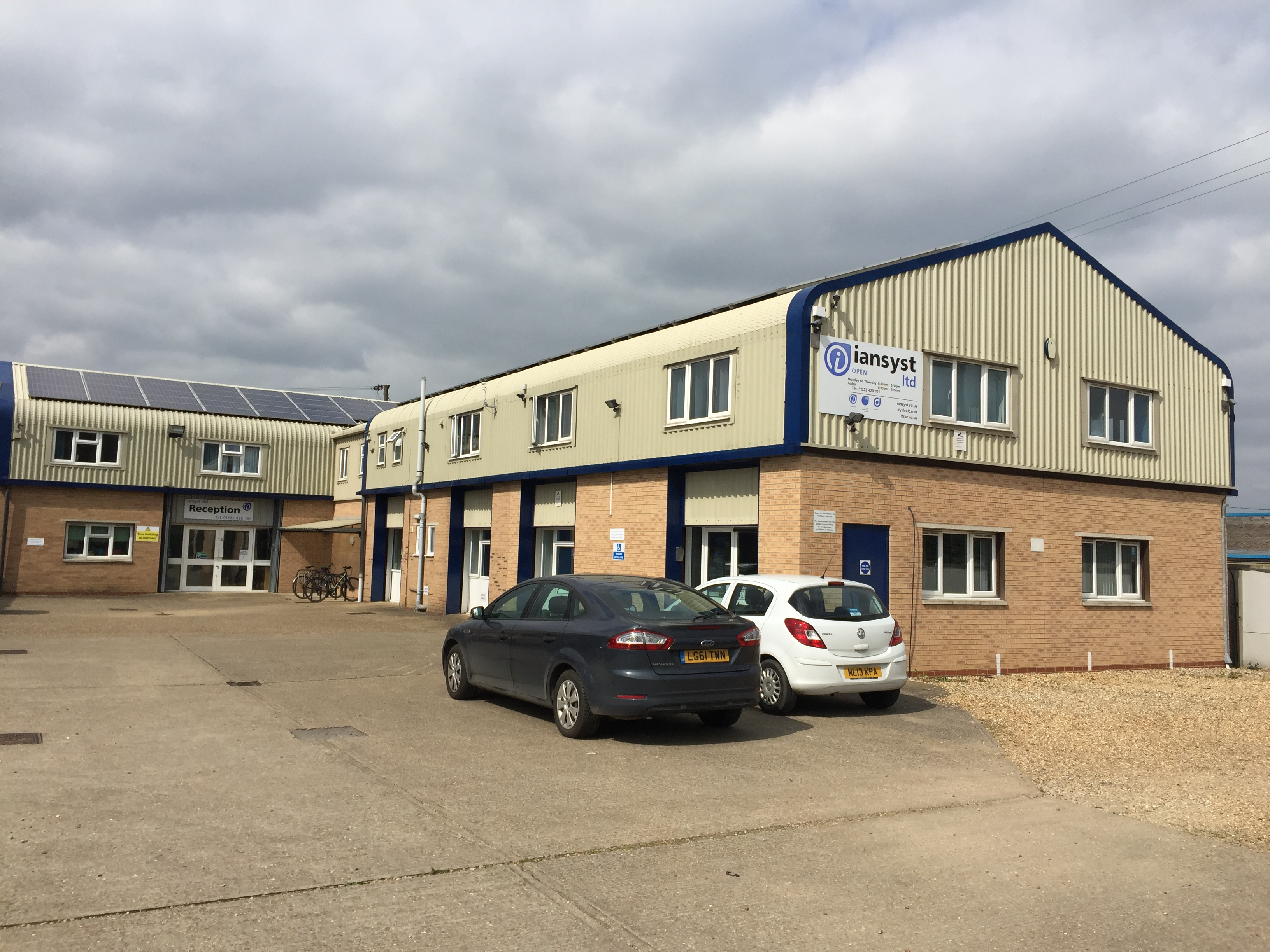 Office Space in Fen Road Chesterton