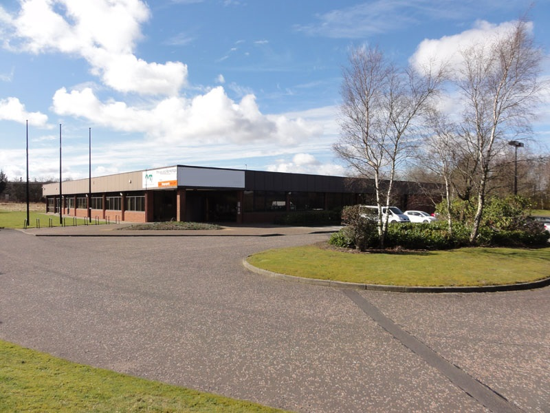 Murphy Young - Livingston Business Centre - Kirkton Campus - Kirkton South Road, EH54 - Livingston