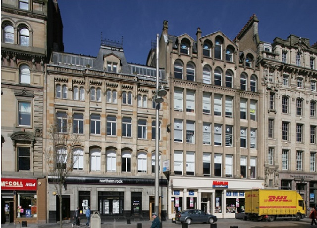 PIBT Properties - Station House - 34 St Enoch Square, G1 - Glasgow