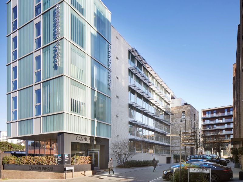 Workspace - Cannon Wharf - Pell Street, SE8 - Surrey Quays