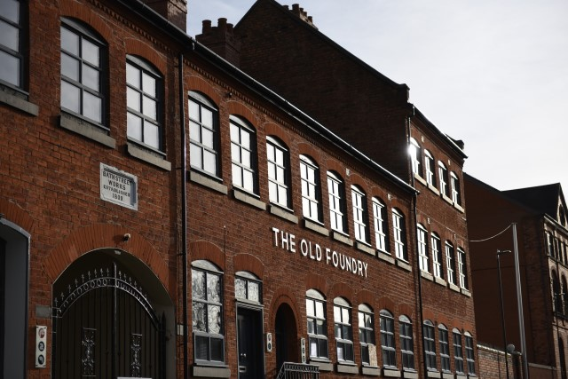 The Old Foundary - Bath Street, WS1 - Walsall