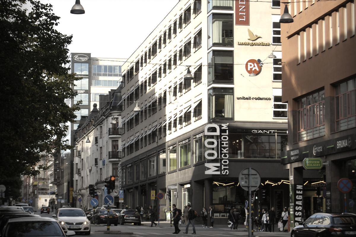 Regeringsgatan 48 - Stockholm (Shared and Private Office)