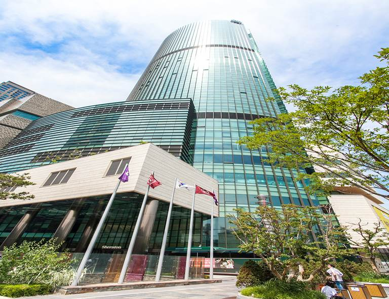 Cube Business Center - Office Tower - Gyeongin-Ro - Guro-Gu