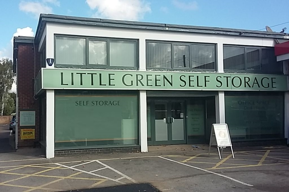 Little Green - Colchester Road - Elmstead Market, CO7 - Colchester
