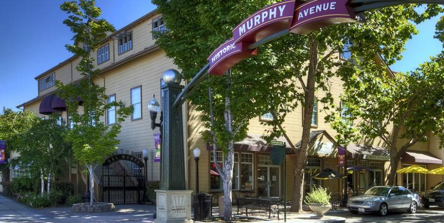 The Satellite Center Sunnyvale - 100 South Murphy Ave. - Sunnyvale, CA