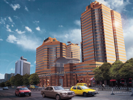 Pacific Century Place - Chaoyang - Beijing