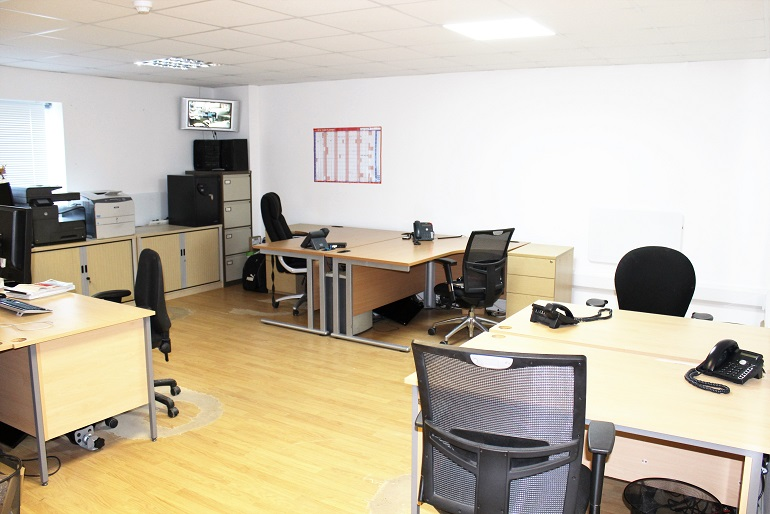Unit 1 - The Grove Industrial Estate - The Grove, BR8 - Swanley